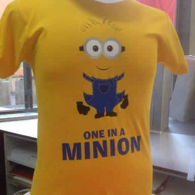 T'shirt Minions!!